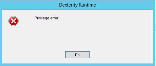 Dexterity 1