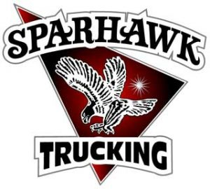 Sparhawk Trucking, Inc. Logo