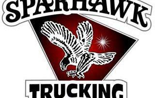 Sparhawk Trucking, Inc. Logo