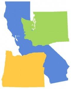 Mandated states
