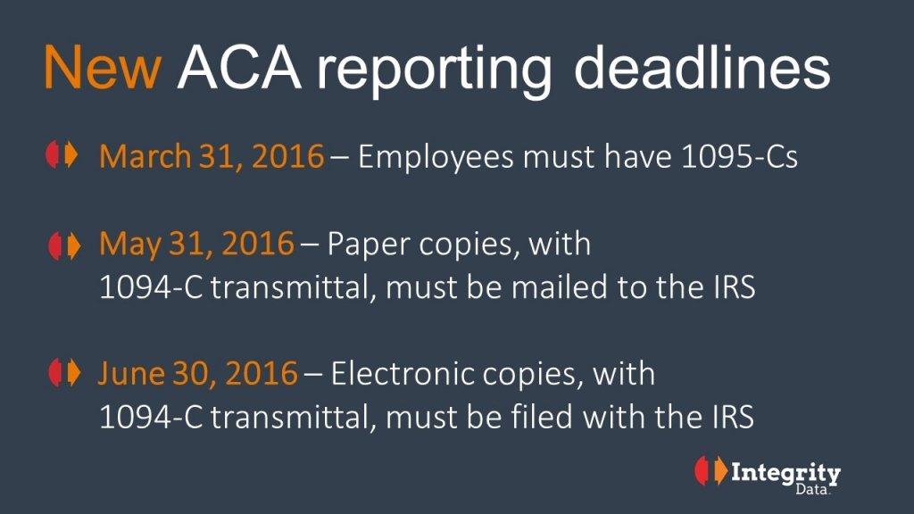 Extended 1095C deadlines_Integrity Data