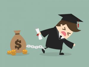 Student debt financial stress haunts your employees