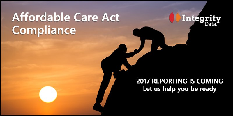 Let Integrity Data help you this ACA Reporting Season Image
