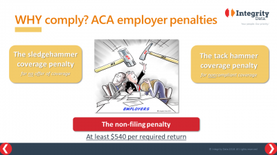ACA employer penalties