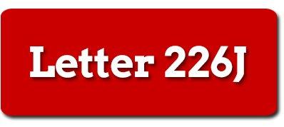 IRS Letter 226J image