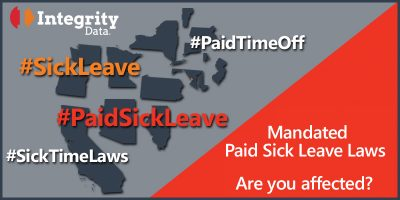 Are you affected by mandated sick leave laws Image