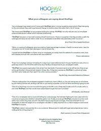HooPayz Testimonials Image