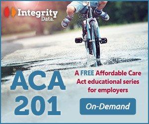 ACA 201 educational webinar for employers