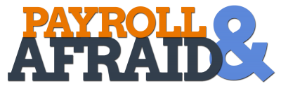 Integrity Data's Payroll and Afraid Logo