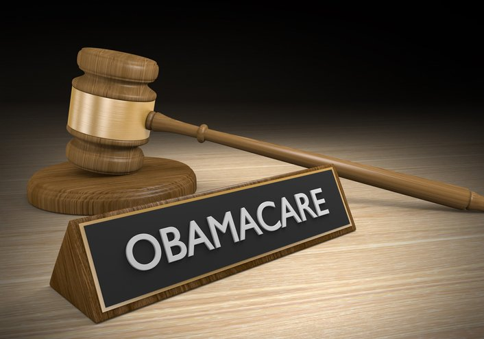 A federal judge in Texas ruled the entire Affordable Care Act unconstitutional