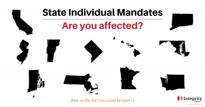 Does your Company have to Comply with an ACA State Individual Mandate?