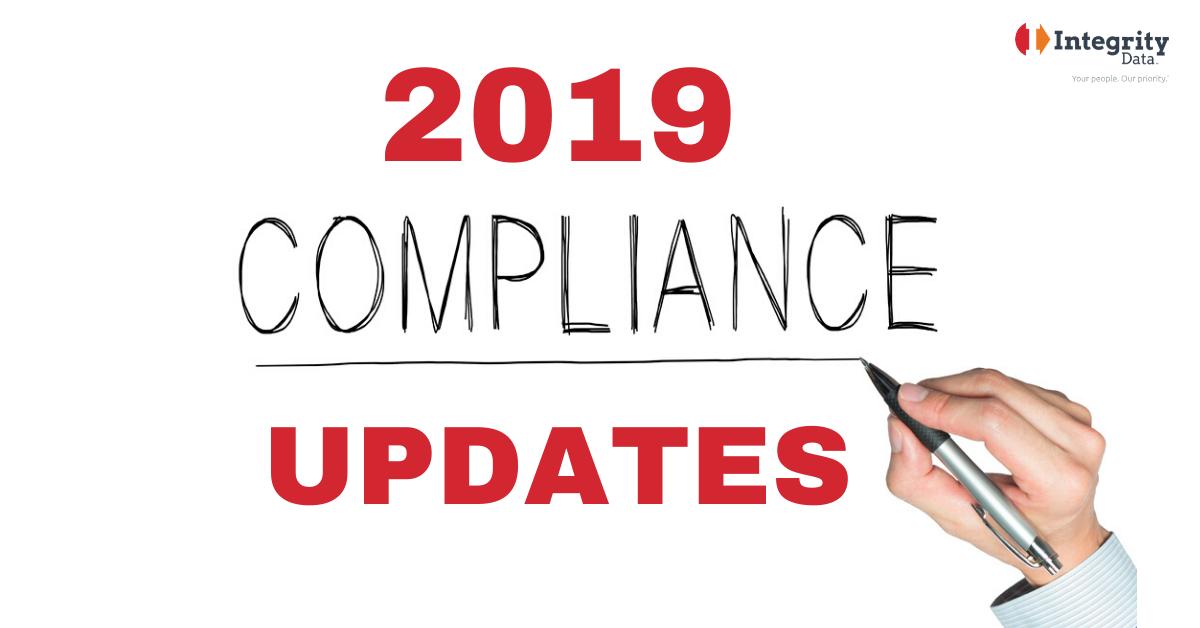 2019 ACA Compliance Updates