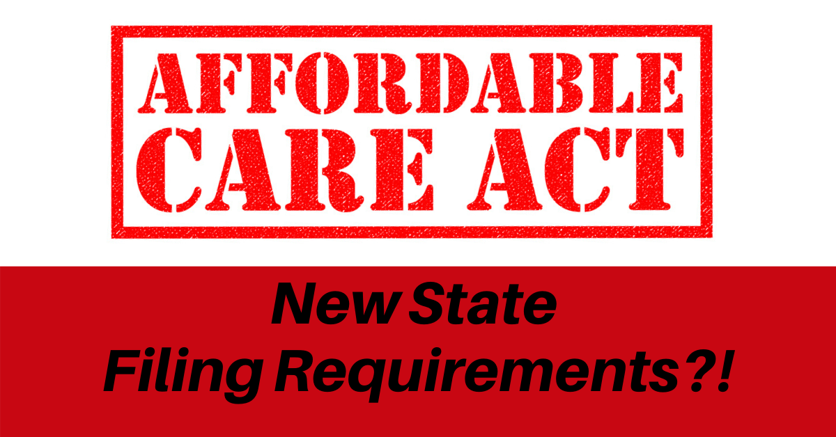 US Employers Now Have to Comply with ACA Reporting Requirements by Individual US State