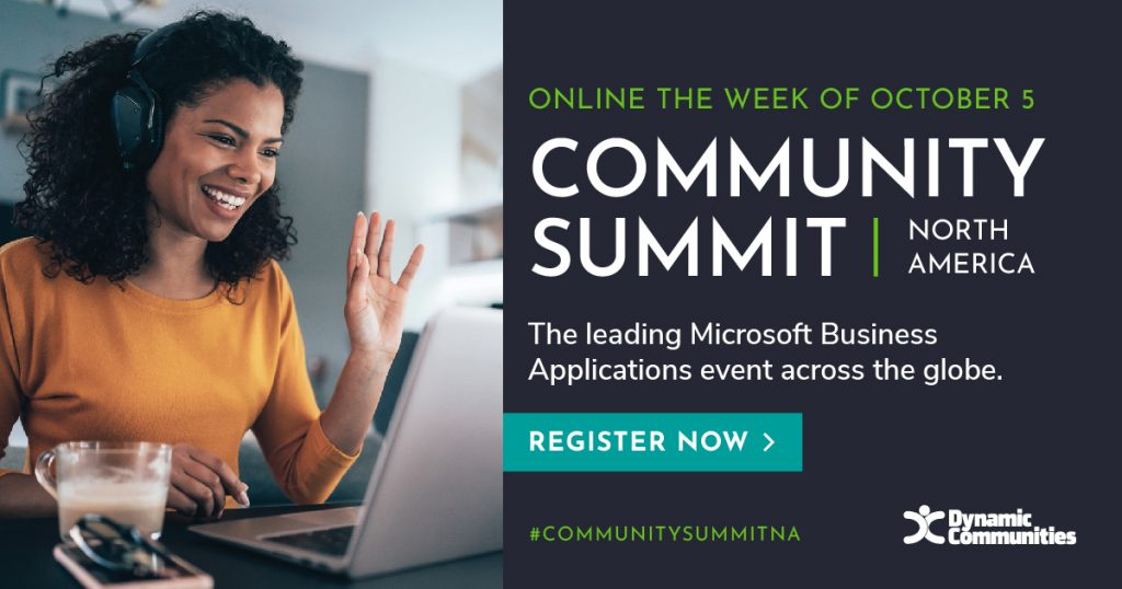 Register Now for Community Summit North America 2020
